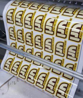 הדפסת מדבקות צורניות בפלוטר