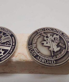 מטבעות ממותגות