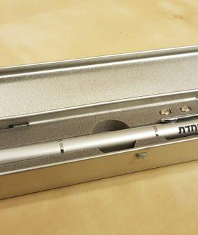 עט סמן לייזר עם הדפסה