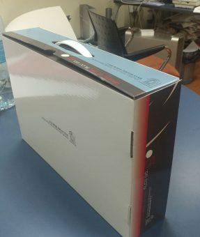 קופסא מעוצבת מודפסת